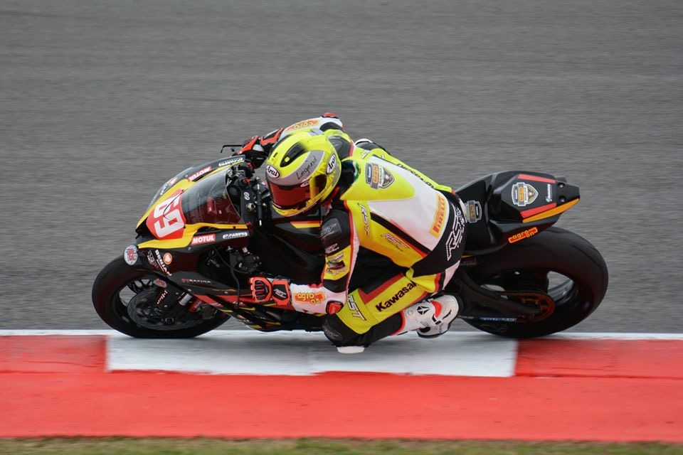 David MsFadden Racing Misano